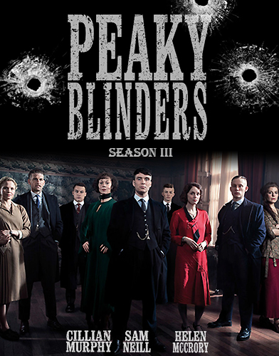 Peaky Blinders season 3 poster