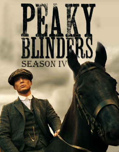 Peaky Blinders Season 4 poster