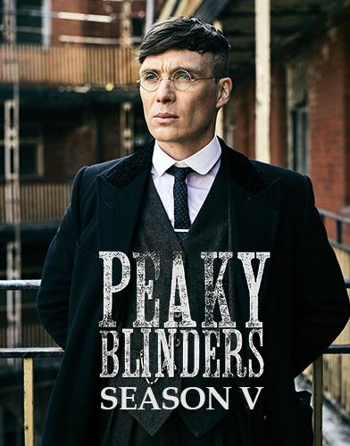 Peaky Blinders Season 5 poster