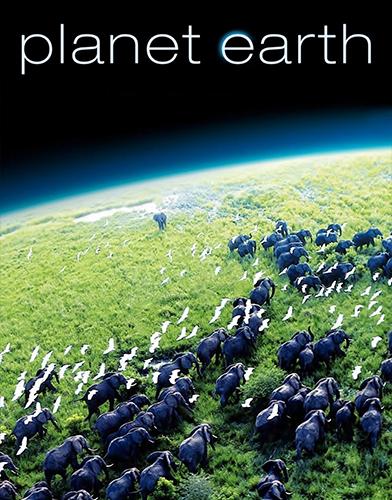 Planet Earth season 1 Poster