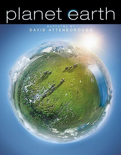 Planet Earth season 2 Poster