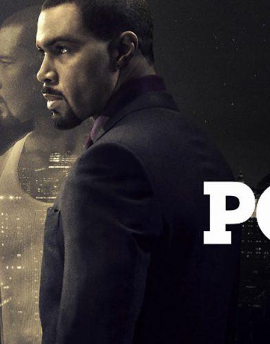 Power tv series Poster
