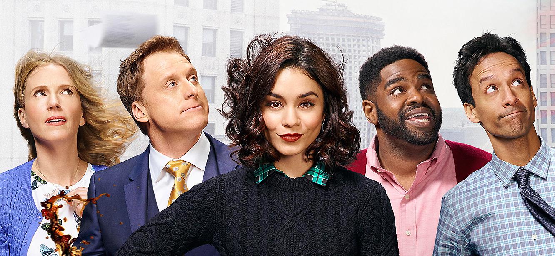 Powerless Season 1 tv series Poster
