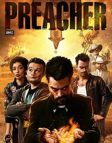 Preacher season 3 poster