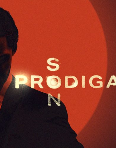 Prodigal Son tv series poster