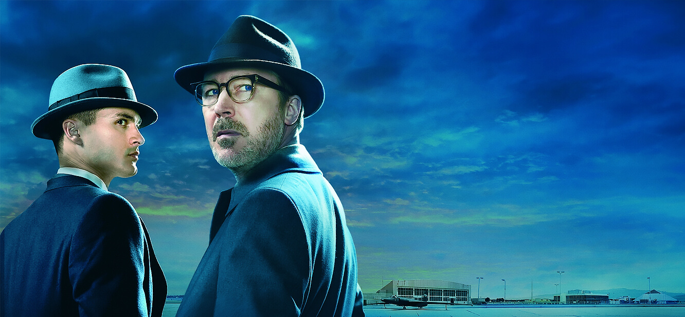 Project Blue Book Season 1 tv series Poster