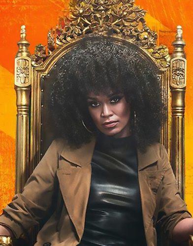 Queen Sono tv series poster