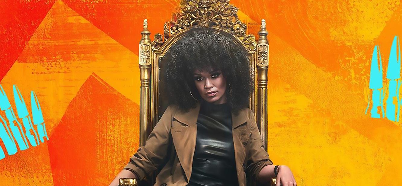Queen Sono Season 1 tv series Poster