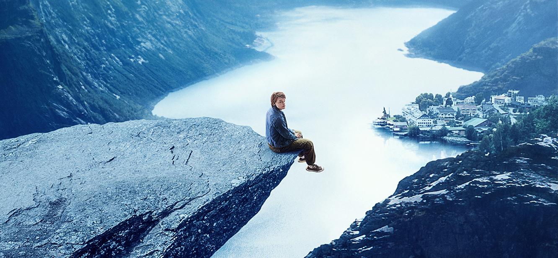 Ragnarok Season 1 tv series Poster