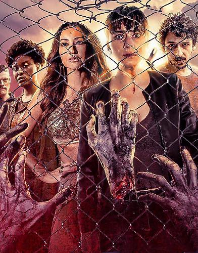 Reality-Z season 1 poster
