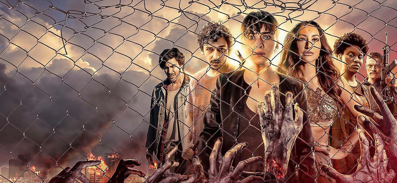 Reality Z Season 1 tv series Poster