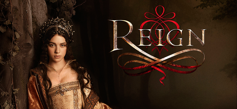 Reign Season 1 tv series Poster