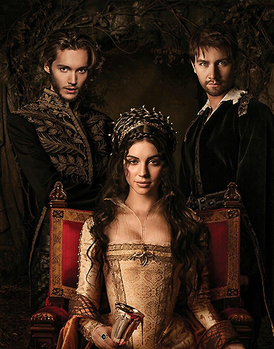 Reign season 1 Poster