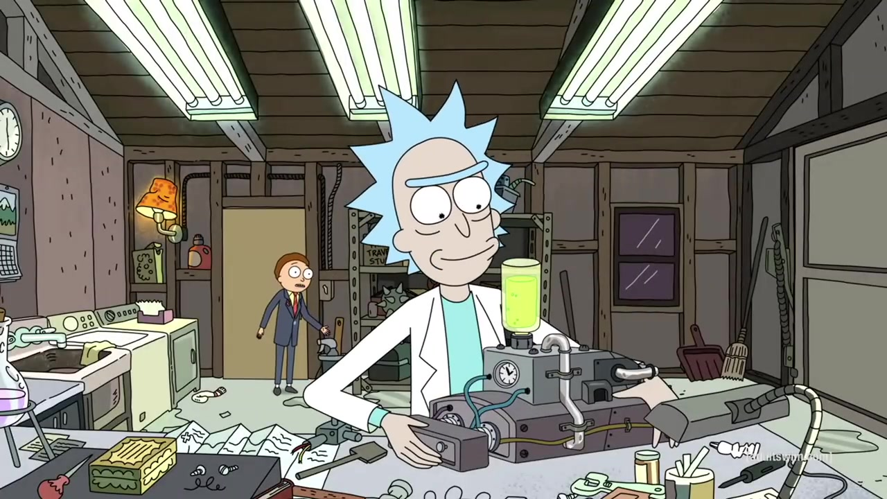 rick and morty season 1 episode 2 mp4 download