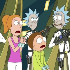 Rick and Morty Season 4 screenshot 5