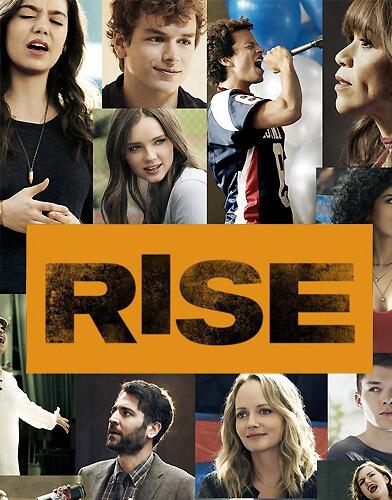 Rise Season 1 Poster