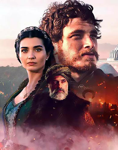 Rise of Empires: Ottoman Season 1 poster