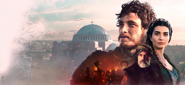 Rise of Empires: Ottoman Season 1 tv series Poster