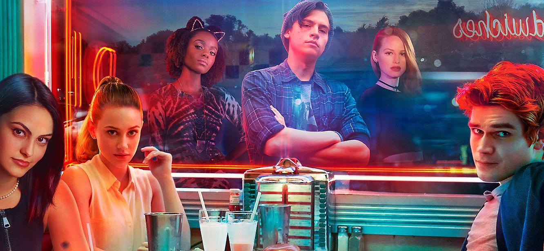 Riverdale season 1 tv series Poster