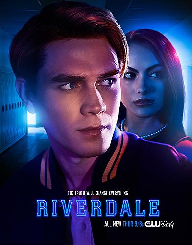 Riverdale season 1 poster