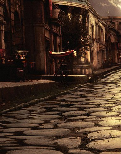 Rome tv series Poster