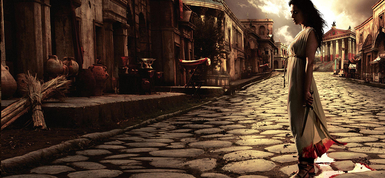 Rome Season 1 tv series Poster