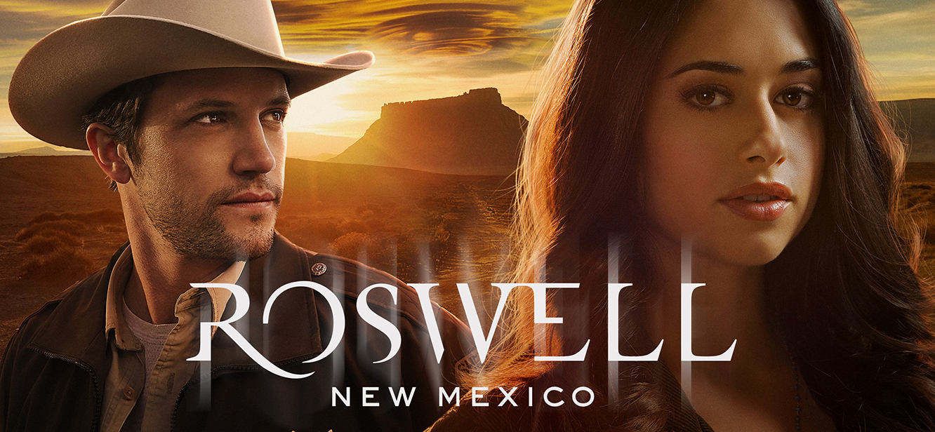 Roswell, New Mexico Season 1 tv series Poster