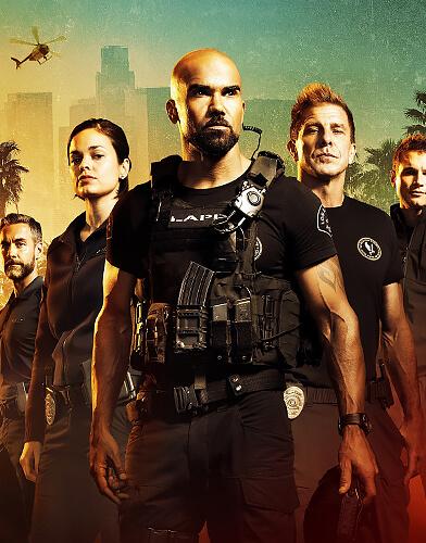S.W.A.T. season 1 poster