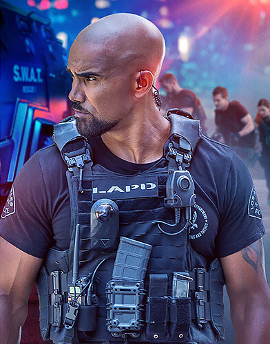 S.W.A.T. Season 2 poster