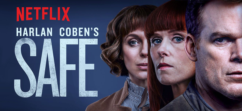 Safe tv series poster