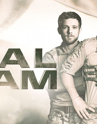 Seal Team tv series poster