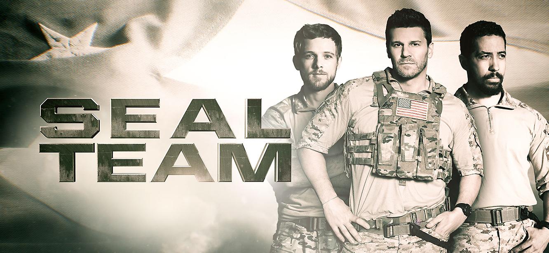 Seal Team season 1 tv series Poster