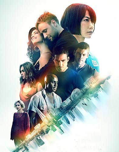 Sense8 season 2 Poster