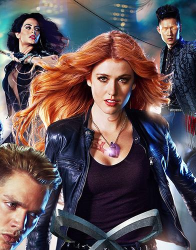 Shadowhunters: The Mortal Instruments Season 1 poster