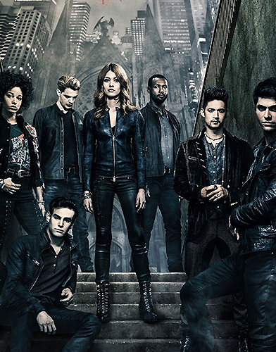 Shadowhunters The Mortal Instruments season 3 Poster