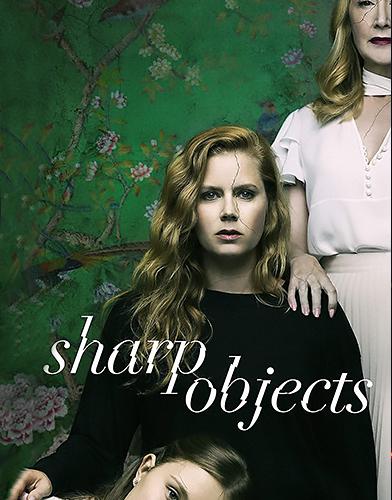 Sharp Objects Season 1 poster