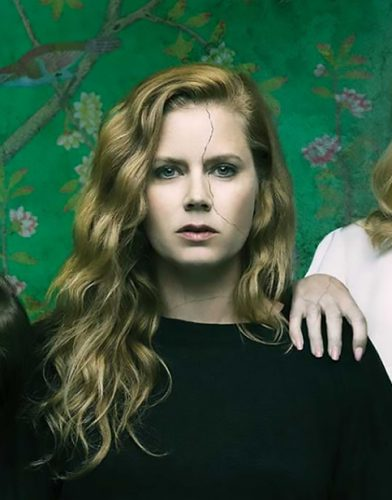 Sharp Objects tv series poster