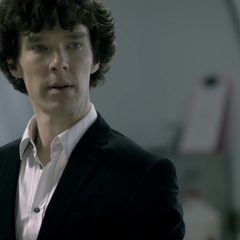 Sherlock Season 1 screenshot 9