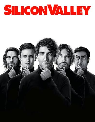 Silicon Valley season 1 Poster