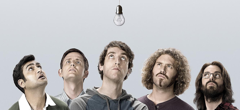 Silicon Valley Season 1 tv series Poster