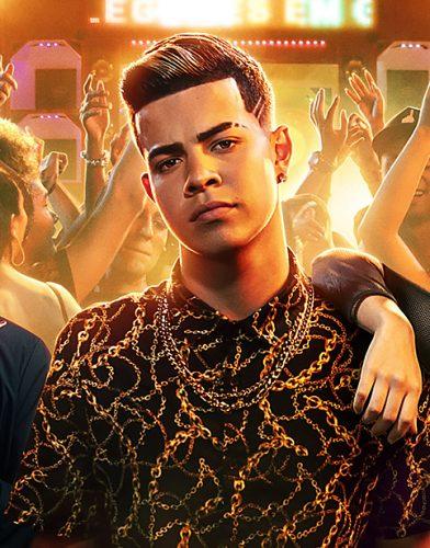 Sintonia tv series poster