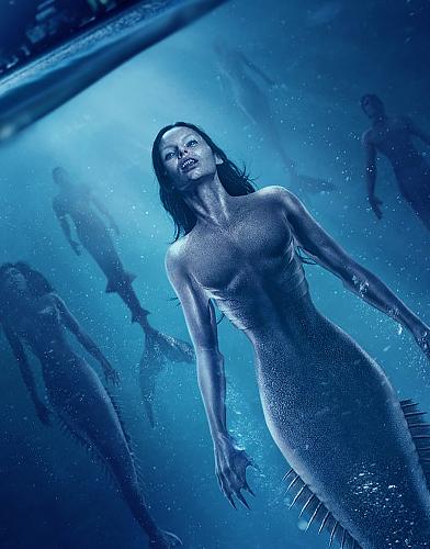 Siren Season 2 poster