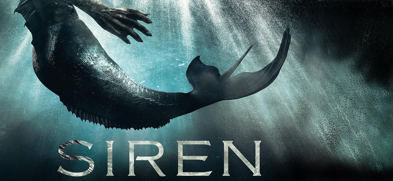 Siren Season 1 tv series Poster