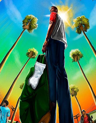 Snowfall season 1 Poster
