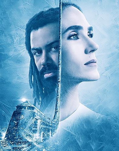 Snowpiercer Season 1 poster