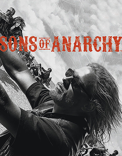 Sons of Anarchy season 3 Poster