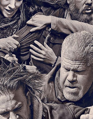 Sons of Anarchy tv series poster