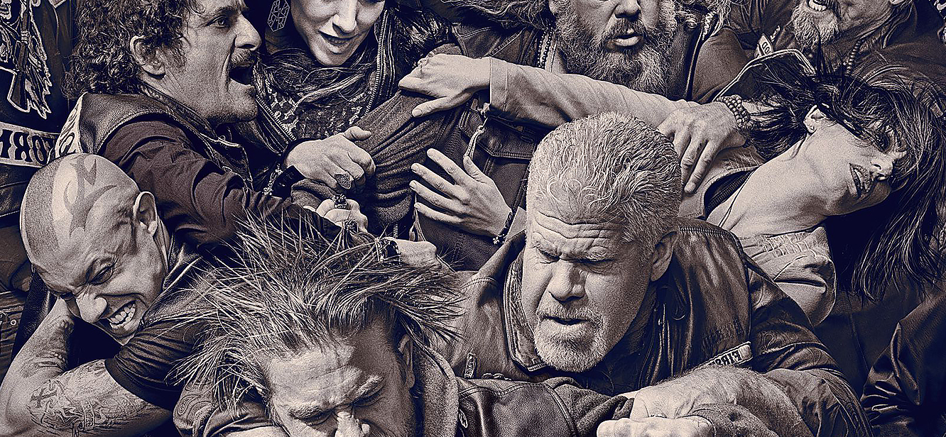 Sons of Anarchy Season 1 tv series Poster