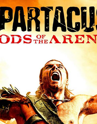 Spartacus: Gods of the Arena tv series poster