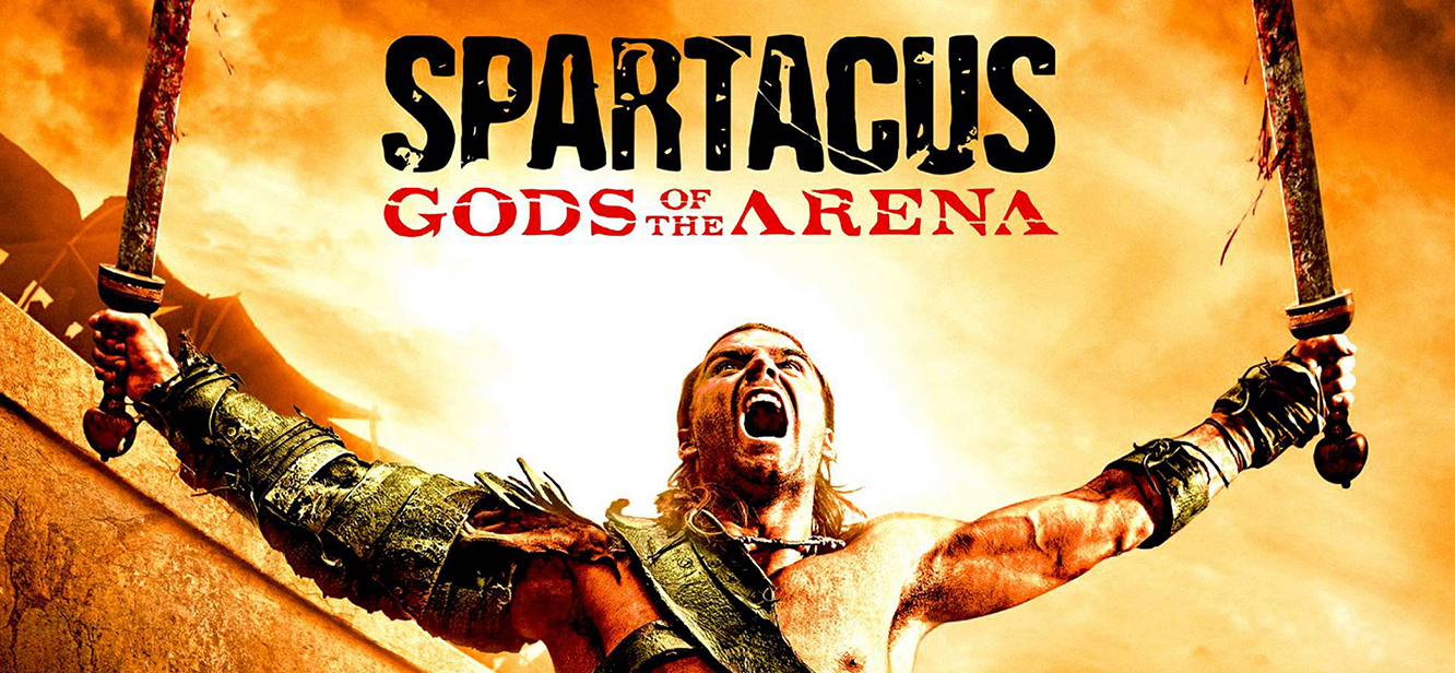 Spartacus: Gods of the Arena Season 1 tv series Poster